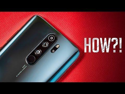 Video titled: Xiaomi Redmi Note 8 Pro Review - It Can't Be THIS Good!