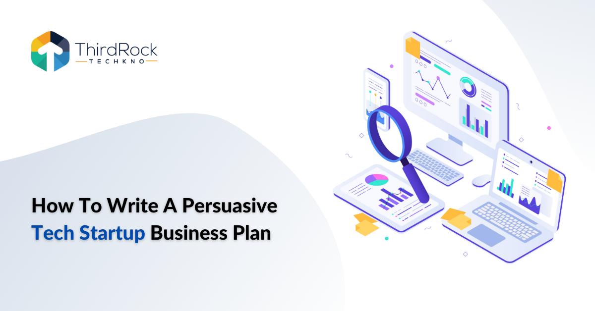 Tech Startup Business Plan