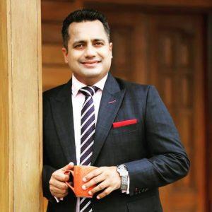 Dr. Vivek Bindra Motivation Speaker In India