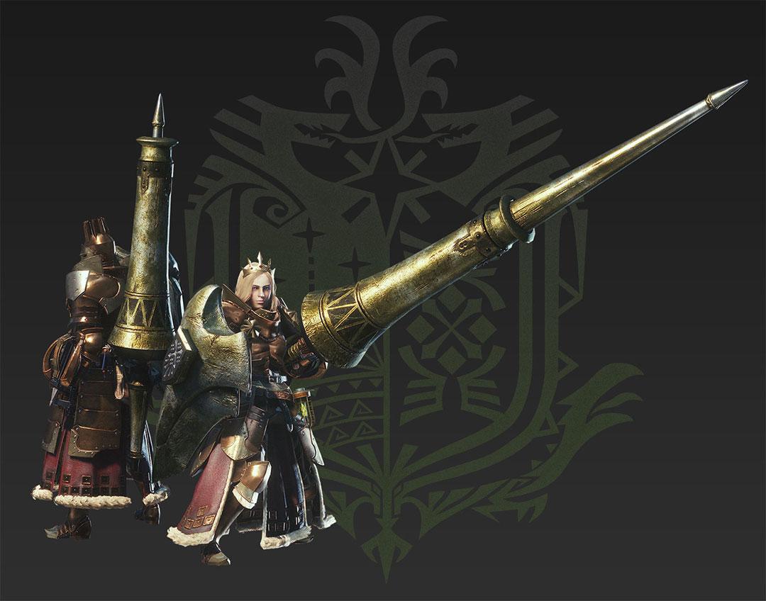 Lance, Monster Hunter World: Iceborne solo weapons