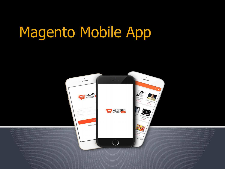 wonderful Magento mobile app extension