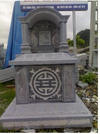Chọn vị trí phù hợp để xây mộ