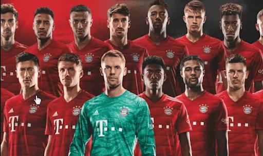 Đội hình cực khủng của Bayern Munich trong trận chung kết C1 2019/2020