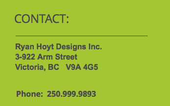 Ryan Hoyt Designs Contact