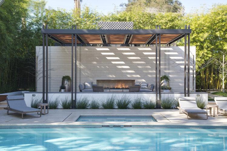 terrace shelter ideas