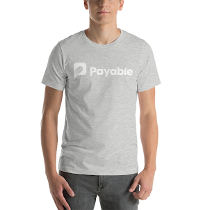 Unisex Premium T-Shirt by Bella + Canvas in an Athletic Heather