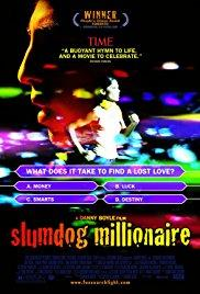 Image result for slumdog millionaire poster