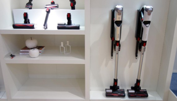 A good vacuum cleaner should also be easy to store.