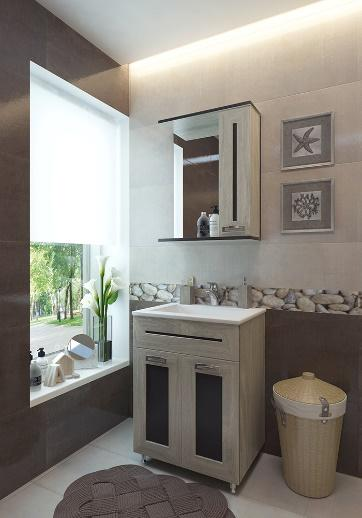 Мебель для ванной Eva Gold