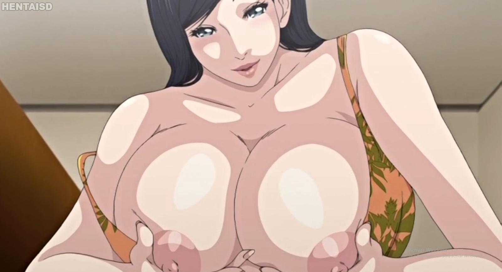 Boku to Sensei to Tomodachi no Mama 2 - tetonas hentai