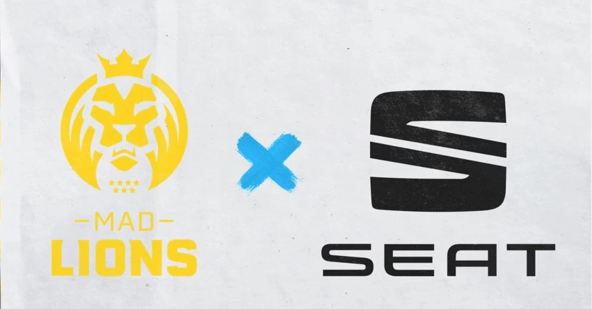 The MAD Lions x SEAT collaboration promises a lot for the future of the Spanish eSports scene