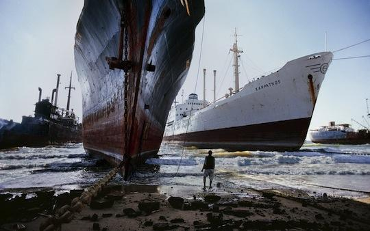 Shipbreaking: 113 Ships Sold for Scrap During the Third Quarter of ...