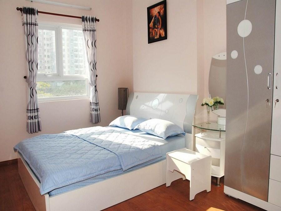 Phòng ngủ đẹp nhỏ 3