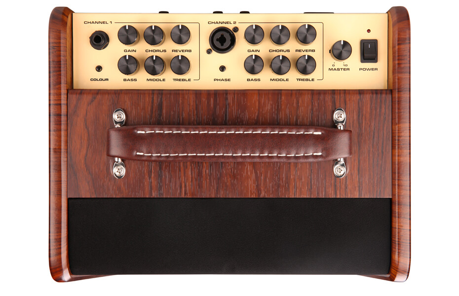 NUX AC-50 แอมป์กีต้าร์โปร่งเสียงดี 2