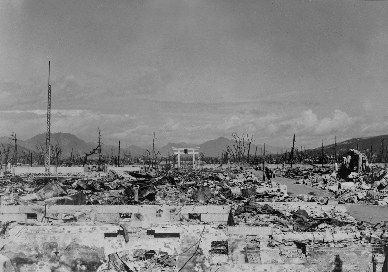 ลำลึก 76 ปีปรมาณูถล่มญี่ปุ่น 6 ส.ค. สหรัฐฯ บึ้มฮิโรชิม่า 04