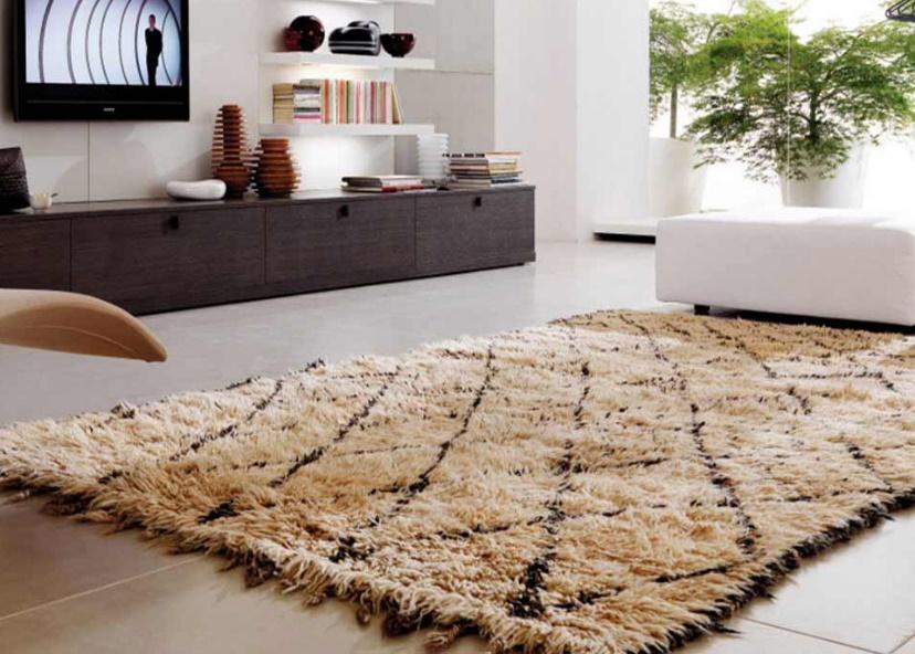 Thảm len trang trí