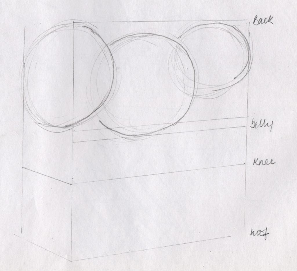 Ruth Hội trưởng Vẽ ý tưởng cho người mới bắt đầu: vẽ maquette