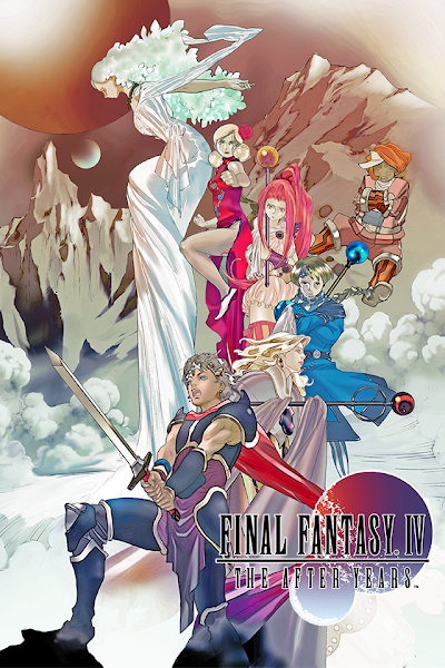 Final Fantasy IV: The After Years v1.0.2 Mod