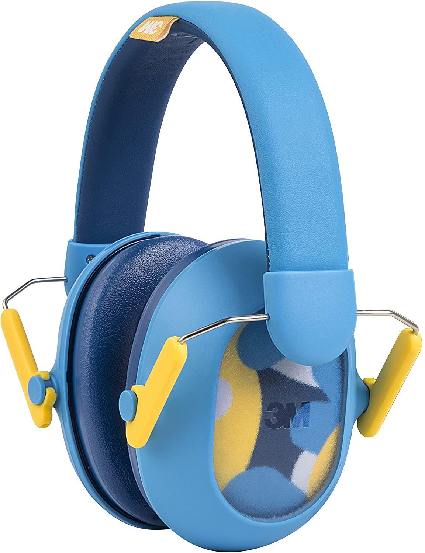 1: 3M Kids Hearing Protection PLUS