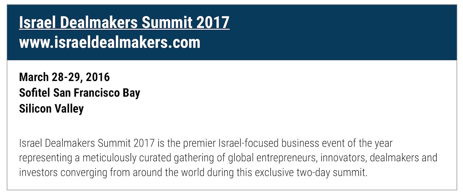 www.israeldealmakers.com