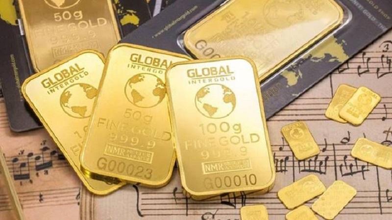 Vàng kênh đầu tư an toàn 2021
