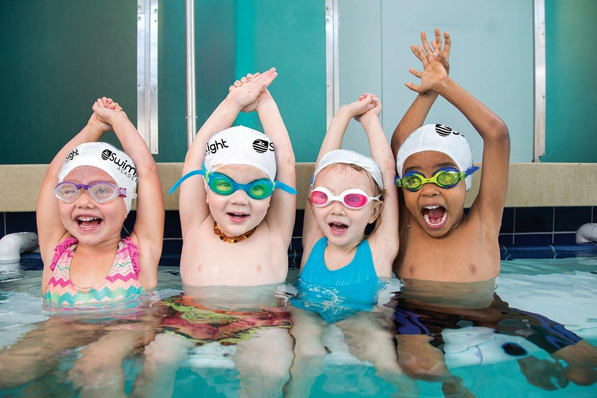 Top Reasons Your Child Should Learn to Swim