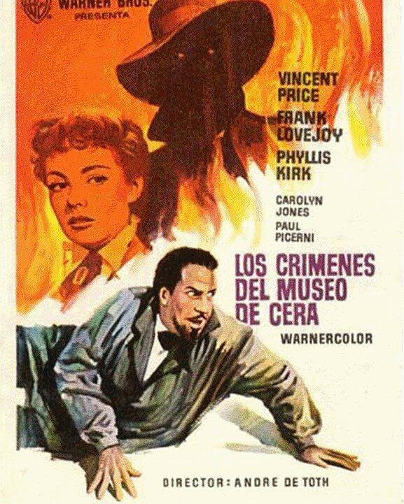 Los crímenes del museo de cera (1953, André De Toth)