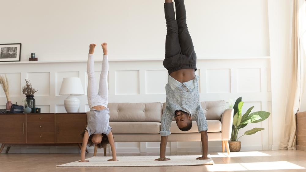Start Building Up To Do A Handstand With This Workout   Coach