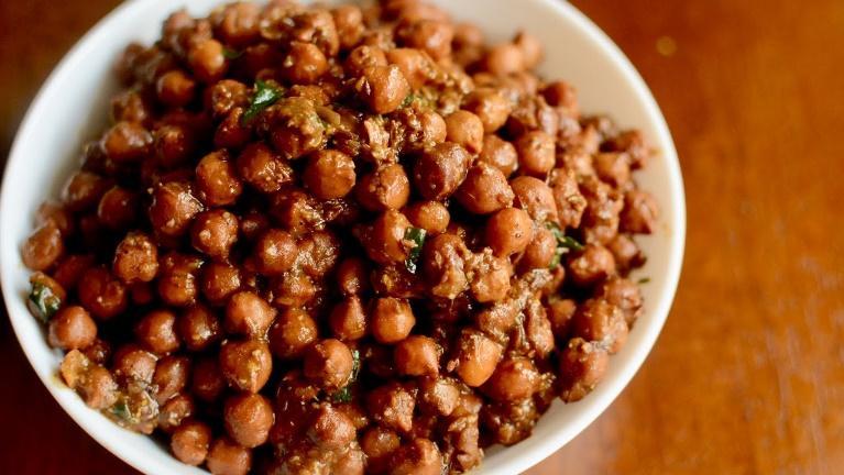 Navratri Kala Channa Recipe | Navratri Vrat Recipe | Ashtami Prasad Recipe  - YouTube