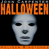Halloween Theme - Main Title (Michael Myers Song): Music from the Horror Movie Soundtrack; John Carpenter