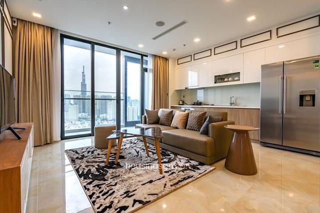 Các căn hộ có 3 phòng ngủ tinh tế tại Housing Saigon