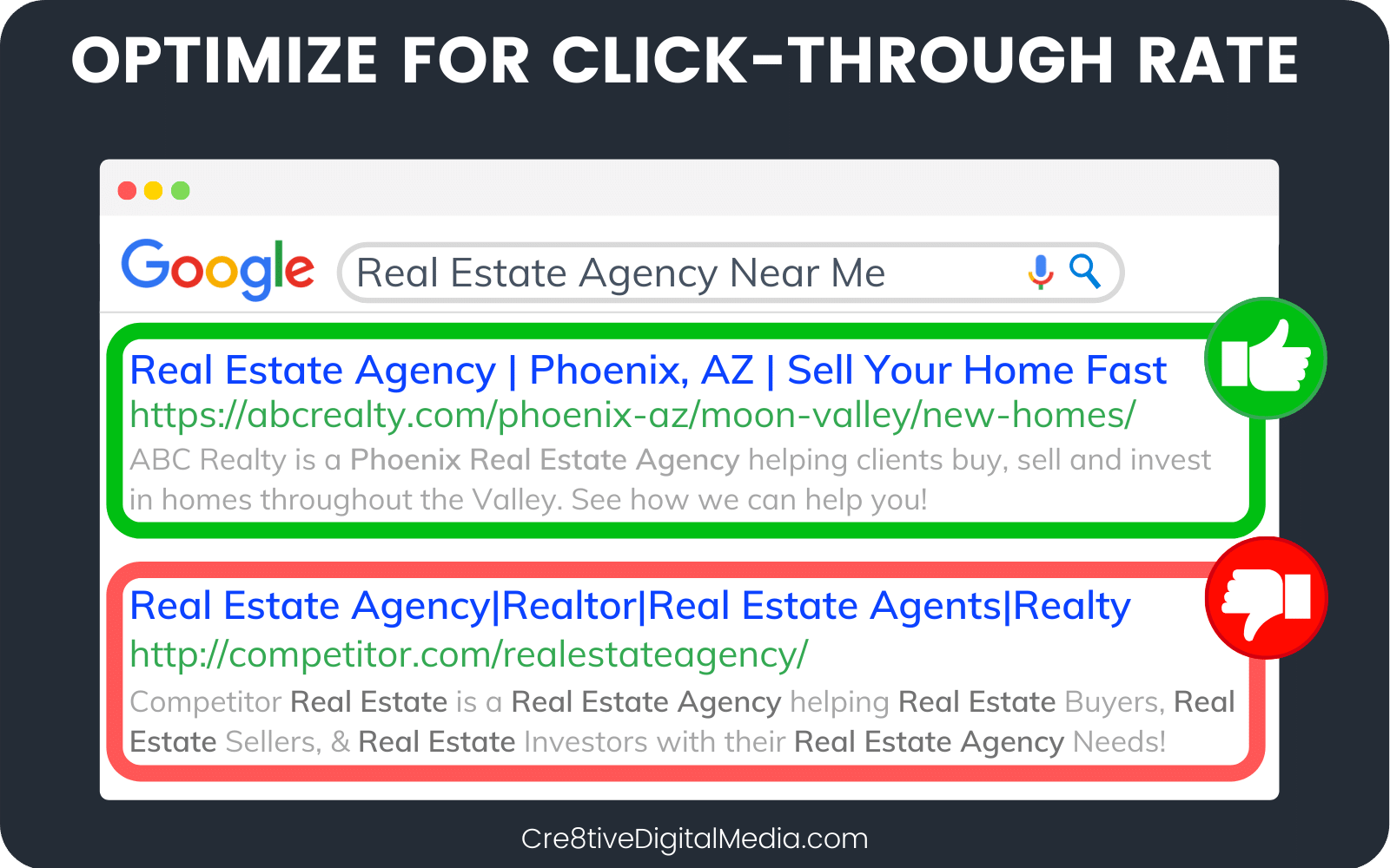 Include Your Target Keyword in your Title Tag