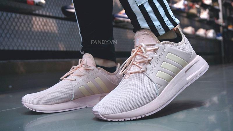 Mê mẫn với Adidas XPLR Icy Pink