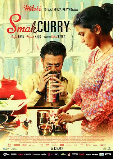Przód ulotki filmu 'Smak Curry'