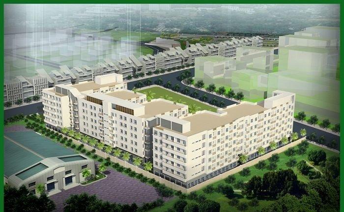 Giá bán của chung cư tại khu nhà ở xã hội Phúc Hưng phố Nối Hưng Yên