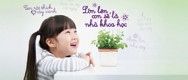 Mua BHNT là giải pháp bảo vệ tương lai cho con