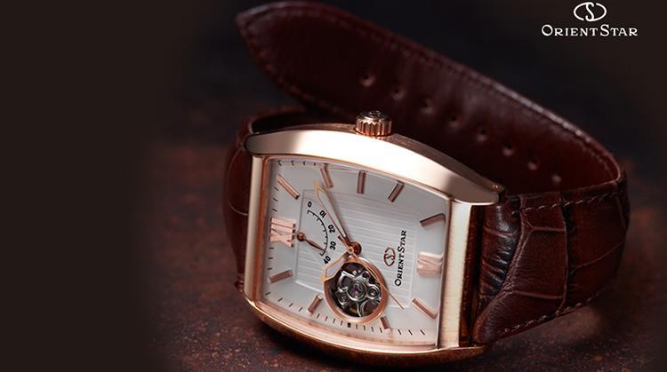 Tạo nên ấn tượng với những mẫu thiết kế đồng hồ Thụy Sỹ