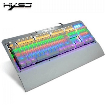 The light keyboard