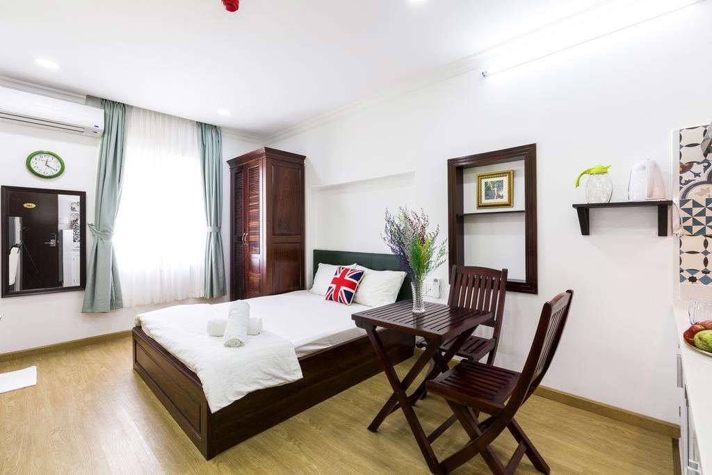 Blissington Apartment