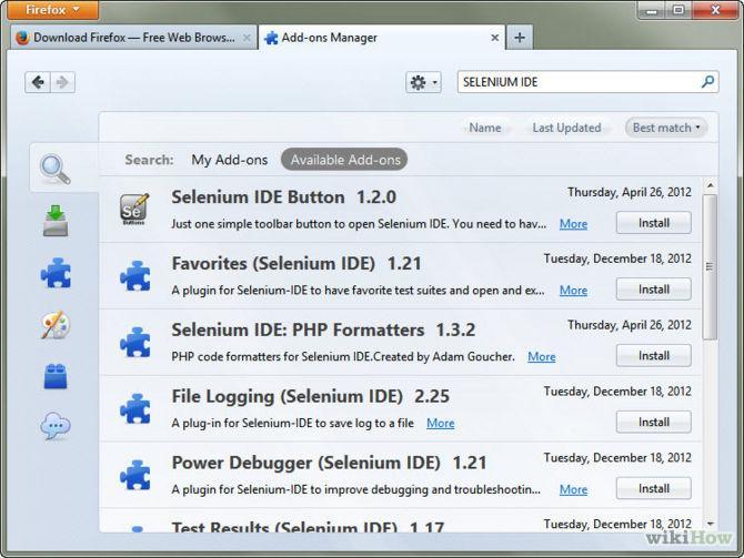 http://pad3.whstatic.com/images/thumb/8/81/Download-Selenium-IDE-Addon-Step-5Bullet1.jpg/670px-Download-Selenium-IDE-Addon-Step-5Bullet1.jpg