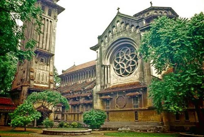 Nhà thờ Cửa Bắc, Hà Nội