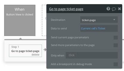 Zendesk no-code tutorial sending data between pages