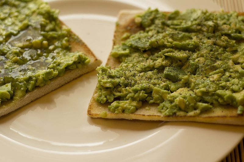 File:Avocado Toast (12565663524).jpg