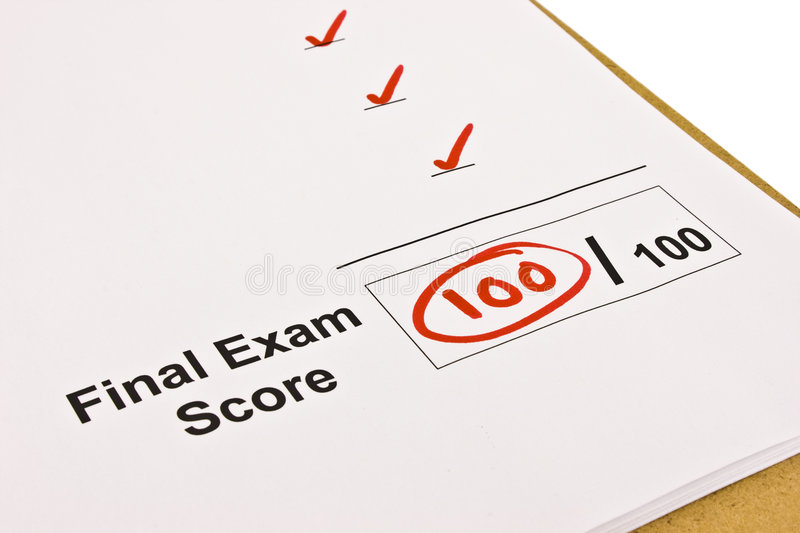 Score High Marks in the Final Exam