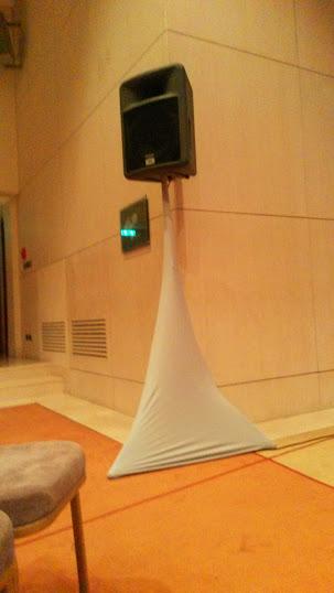 Ενοικιάσεις ηχητικών και μικροφώνων|Sovereign Event Systems @ Athens hilton