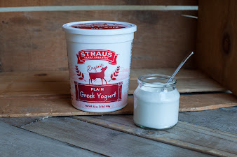 Photo of the share - Organic Plain Greek Yogurt