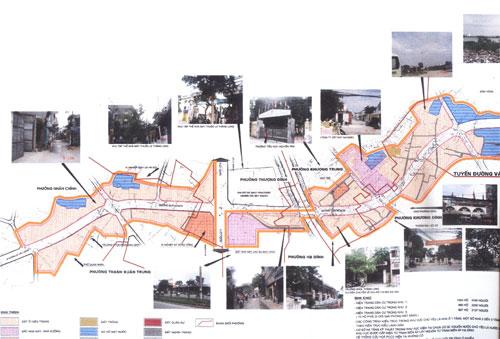 Thông tin về dự án đường vành đai 2 5 đầm hồng