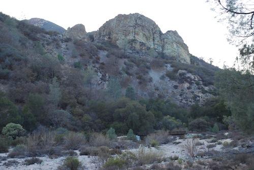 Bigger rocks.