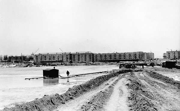 Последствия катастрофы 1961 года на Куреневке
