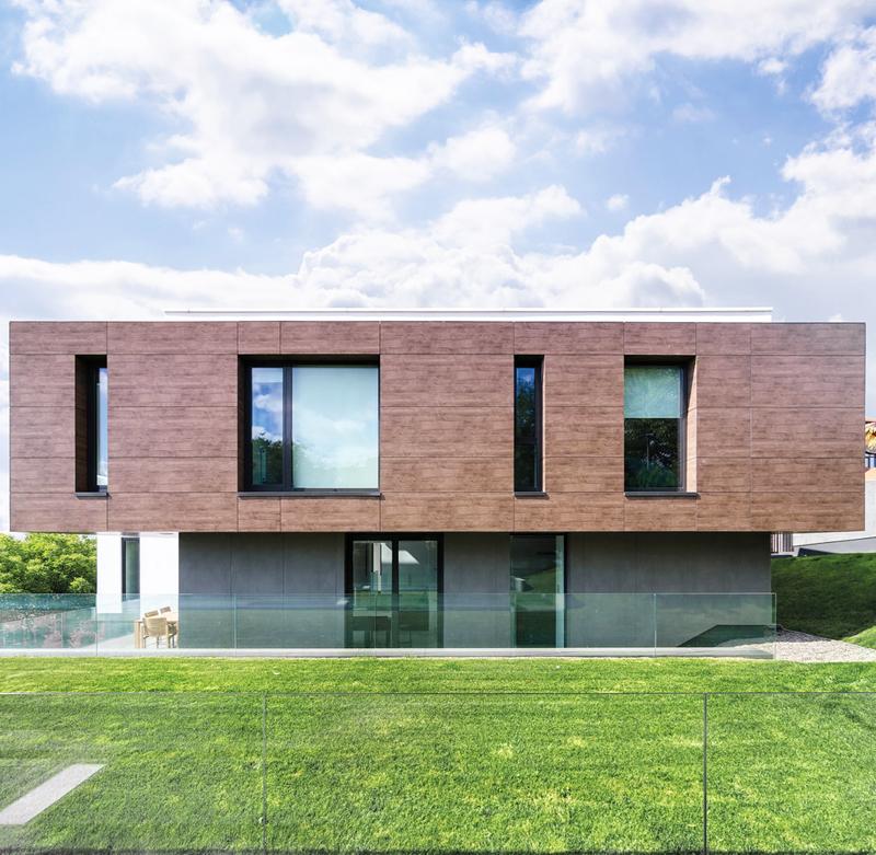 Dosis arquitectura arquitectura moderna volum trica y for Casa moderna kw